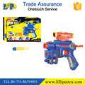Hot sale soft bullet gun toy with 6 bullet