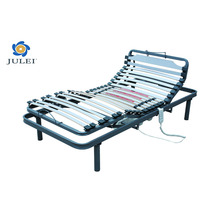high end series good quality reinforce slat electric adjustable bed frame DJ-PW33