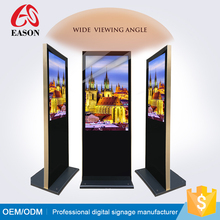 Indoor Movable Floor Stand Led Advertising Screen Mirror Screen Price Malaysia