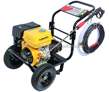 3600 PSI (Gas-Cold Water) High Pressure Washer and sand blaster, Wahoo Engine, 13Hp_Item# WHPW3600