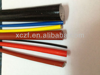 2751 SILICONE RUBBER FIBERGLASS SLEEVING