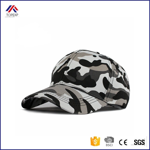 2016 Wholesale Fitted Casual Military Camouflage Outdoor Sports Snapback Polo Baseball Cap For Men women