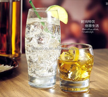 Guangzhou hotel supplies juice glass/beverage glass/tall drinking glass