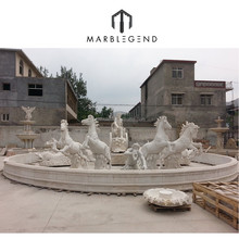 natural stone hand carving marble fountain with price