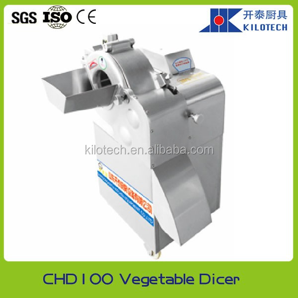 CHD100 Model Vegetable Dicer/Cuber /Cube Cutting Machine