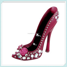 High heel shoe ring display wholesale