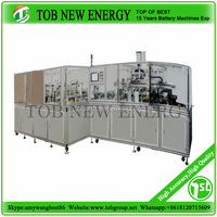 Soft packing power battery pack automatic packaging machine