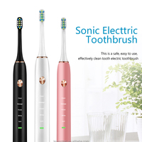 OEM Manufaccturing Adult Rechargeable Waterproof Sonic