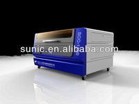 ARGUS wood stone rubber CO2 Laser Cutting Machine 80w 100w 130w profitable examples of handicrafts