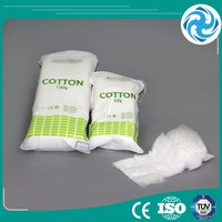 Knitting consumables industry cotton wool,absorbent roll cotton