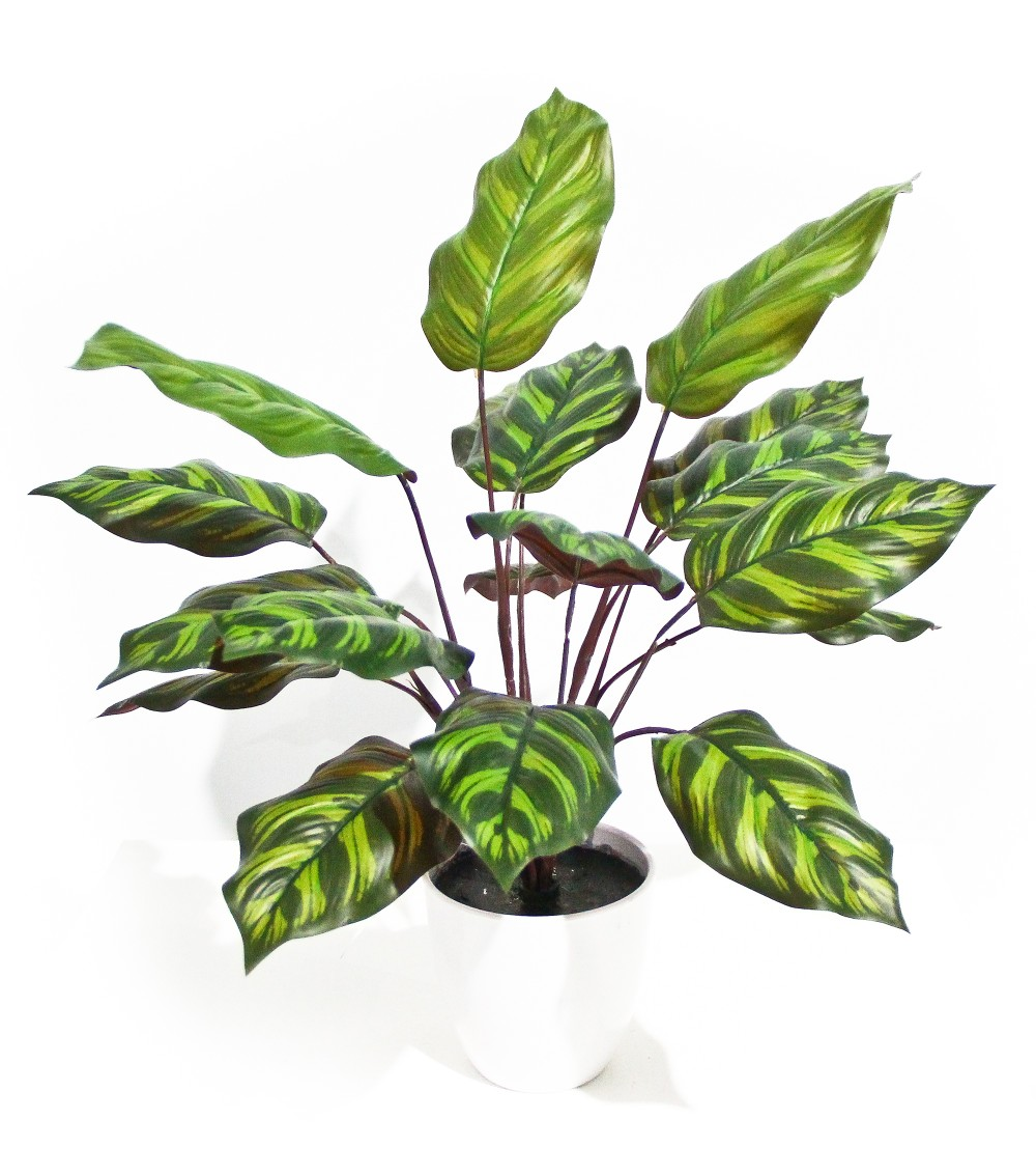 Wholesale New design and high quality artificial bonsai leaves plastic