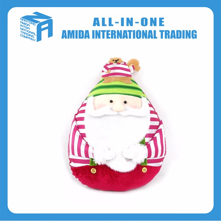 Chinese Supplier Santa Claus Doll Heads