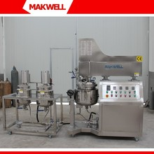 650 L Emulsifier Mixer,Equipment Used For Emulsion,Vacuum Emulsifier