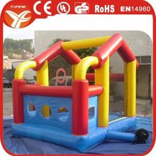 air bouncer inflatable trampoline,inflatable castle jumper
