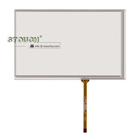 7 inch resisitive touch screen digitizer 4 wire for Lnnolux AT070TN83 V.1