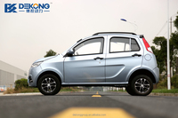 40km/h 4 seats left hand driving electric automobile car for adults