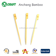 The lower price wholesale oven special heat resistant bamboo stick