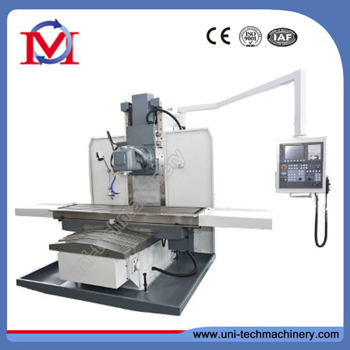 XK715 CNC heavy duty bed-type universal milling machine
