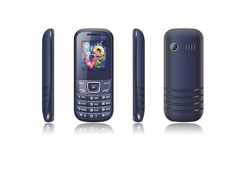 Kaliho Dual Sim Feature Phone Bar Design GSM Handset