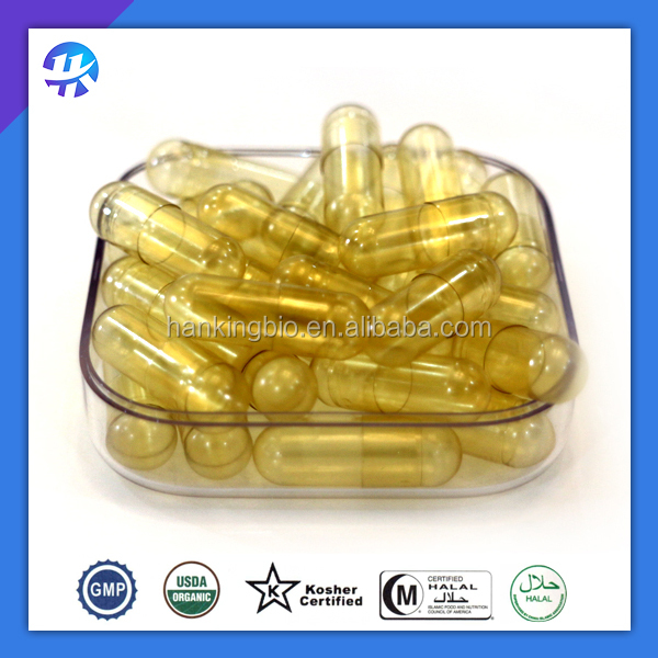 hollow vege Capsules Customized Color For Pharmaceutical Organic Pullulan