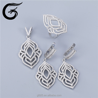 925 silver set of silver 925 jewelry