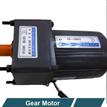CALT 40 watt motor 50RPM AC geared