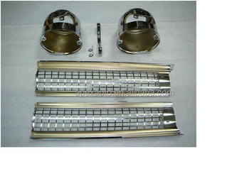 GRILLE,KIT 1955 (STEEL)(CHROME)(1 KIT=5PCS) FOR FD FAIRLAN