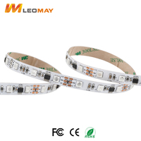 DC12V 2811ic Available 5050 RGB/RGBW/RGBYW LED Strip for decoration light