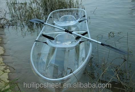 что такое поликарбонат для рыбалки