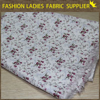 poplin factory cheap textile printing 100% cotton poplin printed fabric textile agent