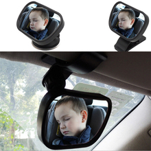 led baby car mirror for back seat