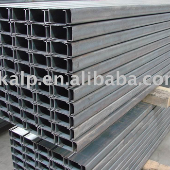 C Type Steel purlin