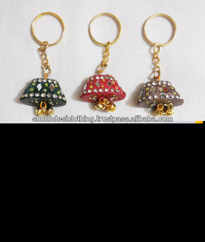 handmade Keychain or handicraft Keyrings