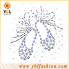 Rhinestone stickers chains for shoes boots decoration