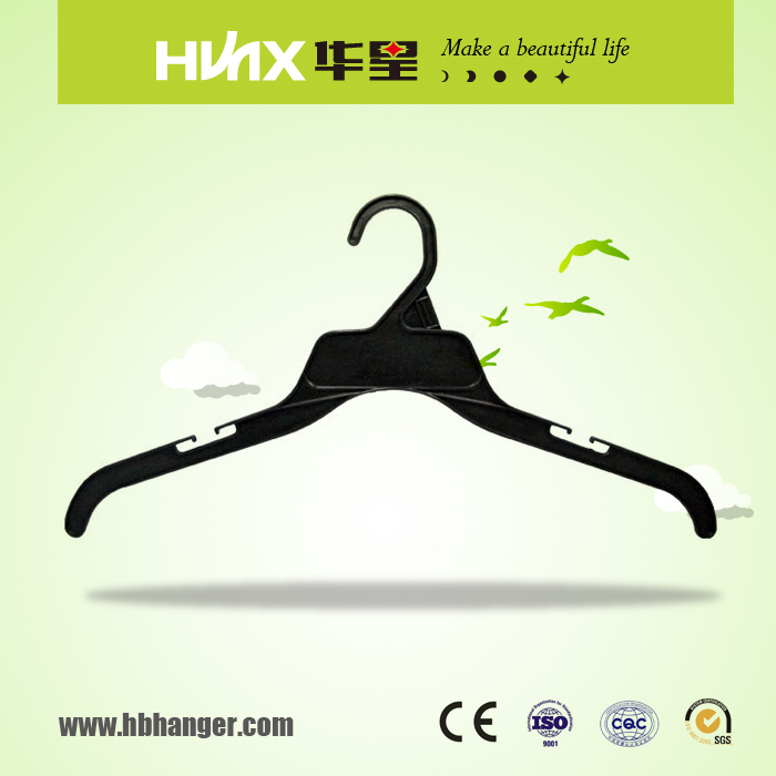 HBP002 Light Duty Plastic Skirt Hangers