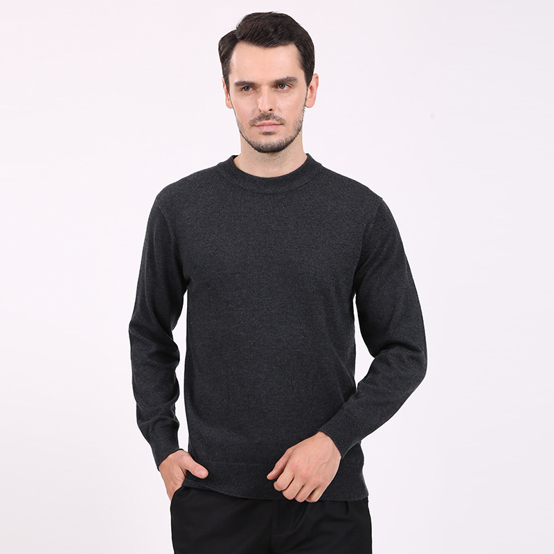 New 2014 Mens Sweater Pullover Knit Fall Winter Pullover Tops Casual Knitted Pullover Sweater Men 5262
