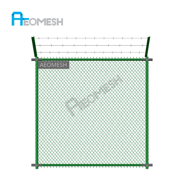Chain Link Fence Cost Calculator