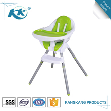 New multifunction cheap wholesale child sitting eating feeding baby high kids plastic chair