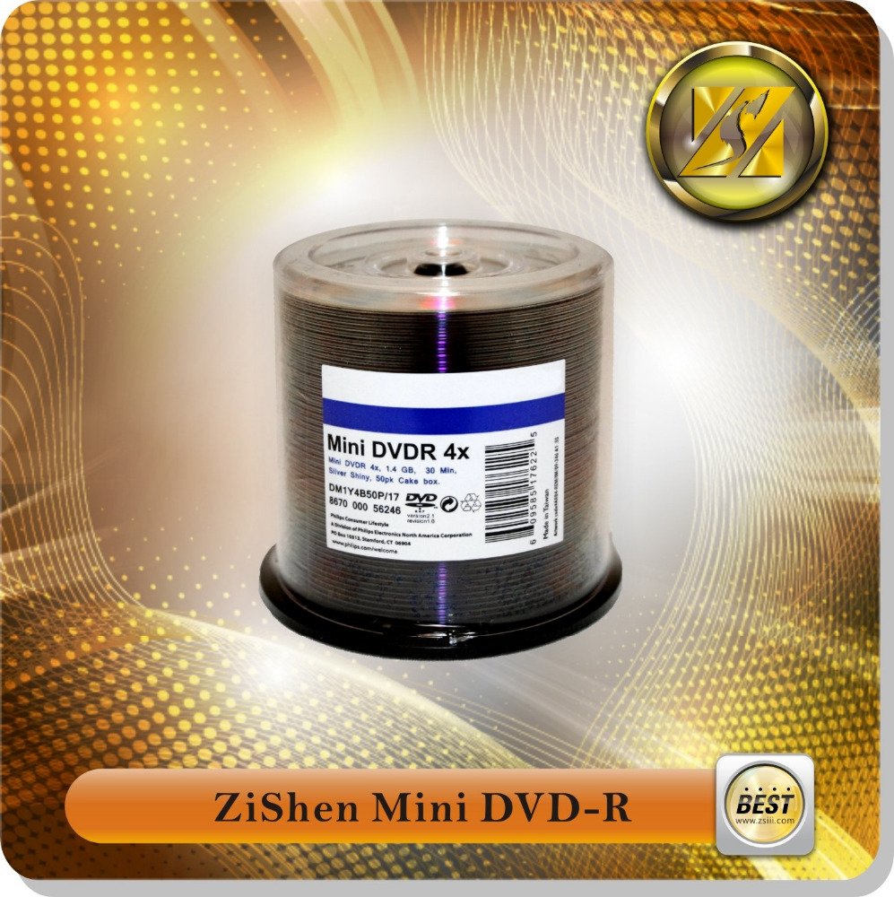 8Cm Blank Mini Cd Dvd