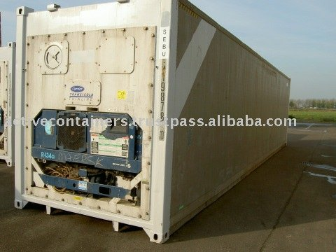 40ft Refrigerated sea container