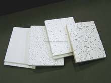 New Acoustic false fireproof Mineral Fibre Ceiling Board false ceiling