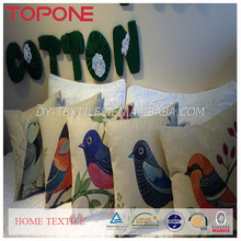 2014 New Design Lovely Bird Cartoon High Quality Oem Hangzhou Supplies Oem Adult pregnant cushion