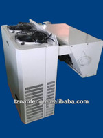 monoblock compressor condensing unit for mobile cold room and storage