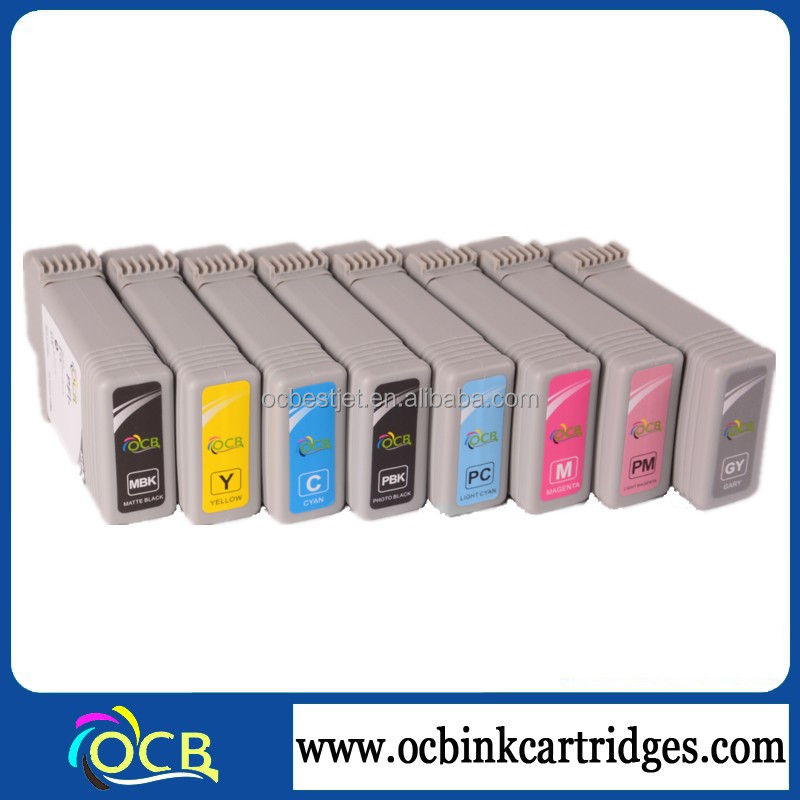 Ocbestjet Inkjet print the cartridge wholesale for canon IPF 8400 9400 8410 9410 ink cartridges