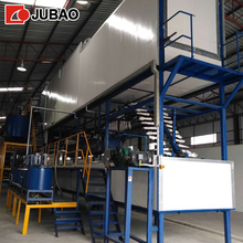 50-110M Production line JB-SBA Latex Surgical glove making machine