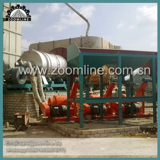Automatic ignition and control coal burner manufacture