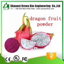free sample 100% Natural Freeze Dried Dragon Fruit/pitaya Powder manufacturer in China