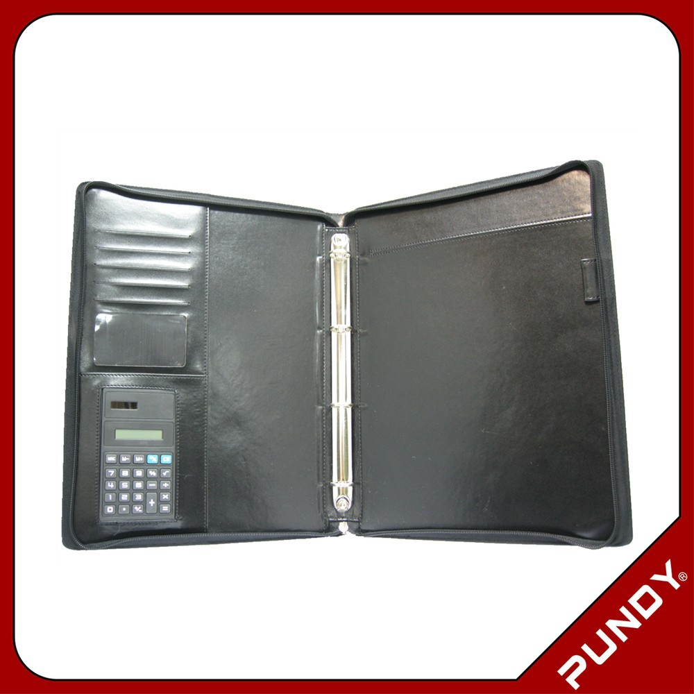 notebook diary with calculator
