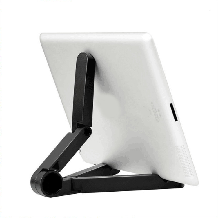 2018 Hot Sale Portable Foldable Adjustable Stand Bracket Holder Mount For iPad Pad Tablet PC Tablet Accessories