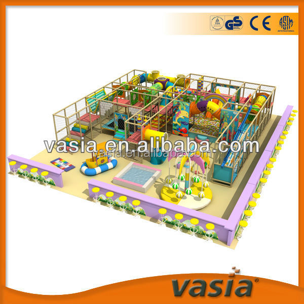 Wenzhou playground soft ground for children